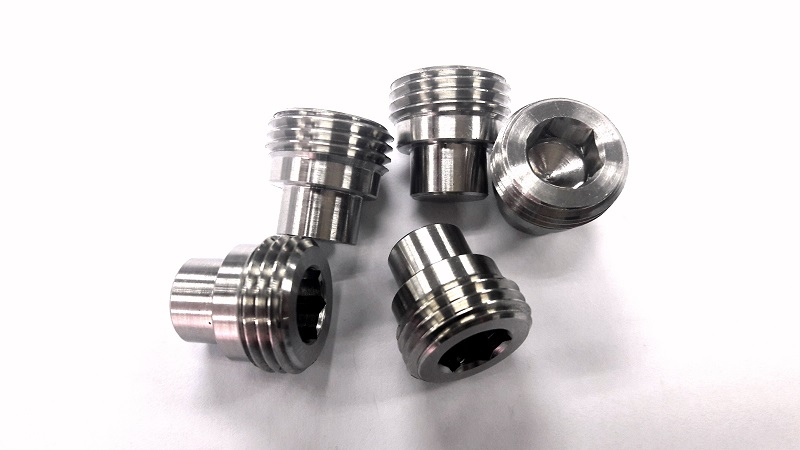 MACHINED FASTENER