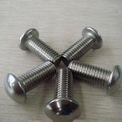 shear screw with head