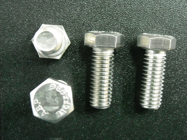 screw with head